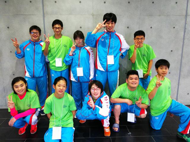 2018第8回JSCA日本知的障害者水泳競技大会