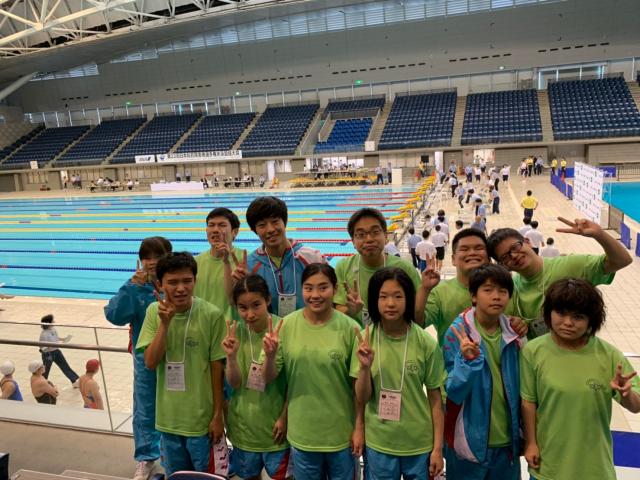 日本知的障害者水泳