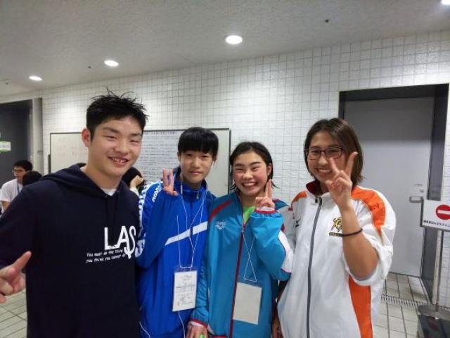 第35回パラ春季水泳記録会