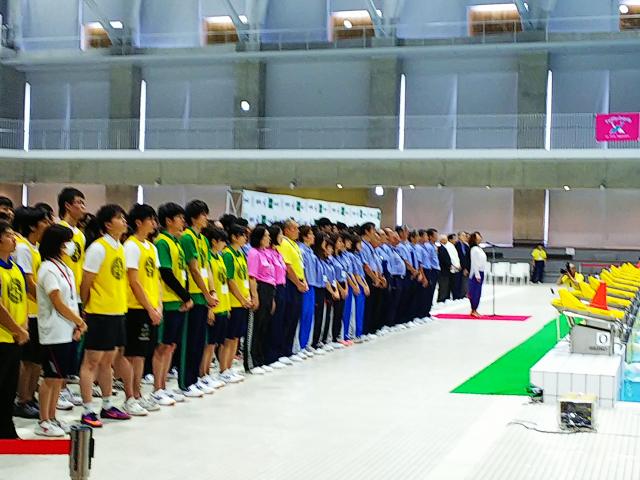 第21回日本知的障害者水泳競技大会