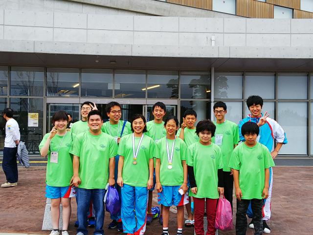 第21回日本知的障害者水泳選手権大会